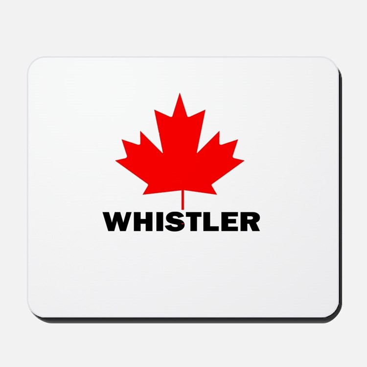 Whistler, British Columbia Mousepad