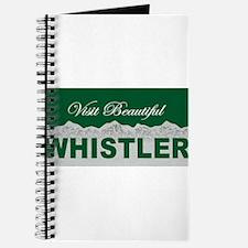 Visit Beautiful Whistler, Bri Journal