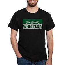 Visit Beautiful Whistler, Bri T-Shirt