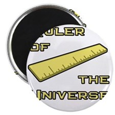 Ruler of the Universe Magnet