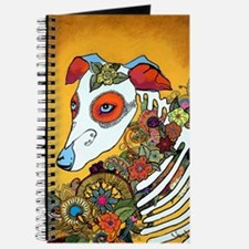 Dia Los Muertos, day of the dead, dog, Journal