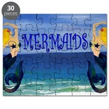 Mermaids Puzzle