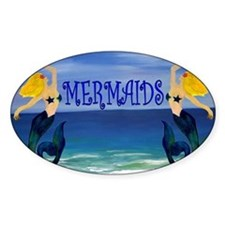 Mermaids Decal