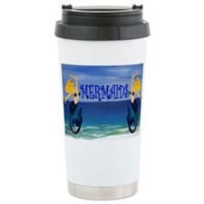Mermaids Travel Coffee Mug
