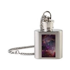 kindle kickstand Flask Necklace