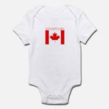 Whistler, British Columbia Infant Bodysuit
