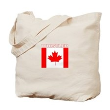 Whistler, British Columbia Tote Bag