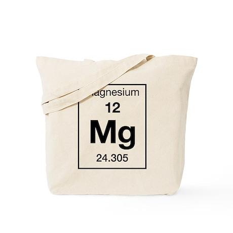 Magnesium Tote Bag