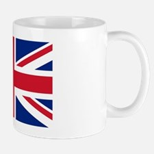 UK British Union Jack Mug