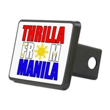 THRILLA FROM MANILA Hitch Cover