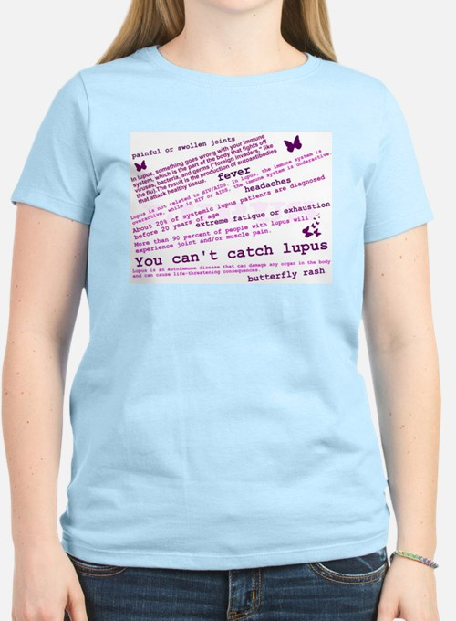 Lupus Facts T-Shirt