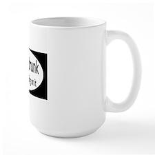 drunk oval Mug