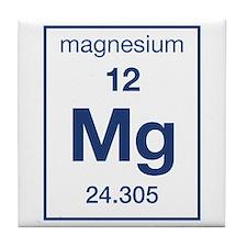 Magnesium Tile Coaster