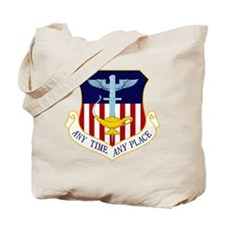 1st SOW - Any Time Any Place Tote Bag