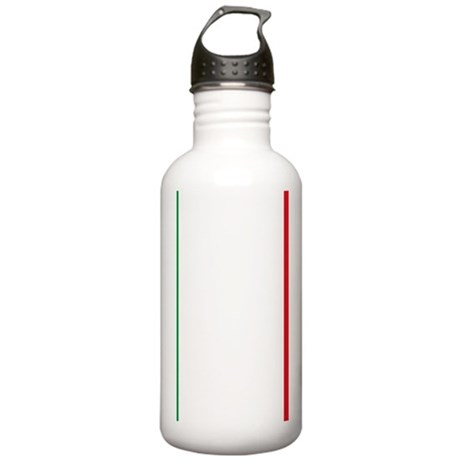 Italy/Italia Flag Stainless Water Bottle 1.0L