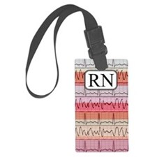 RN case reds Luggage Tag