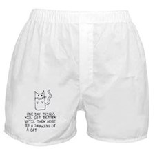 Until Things Get Better... Boxer Shorts