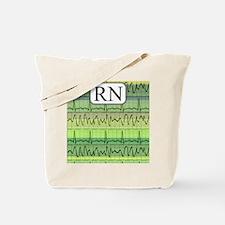 RN case green Tote Bag