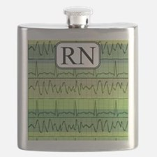 RN case green Flask
