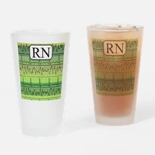 RN case green Drinking Glass