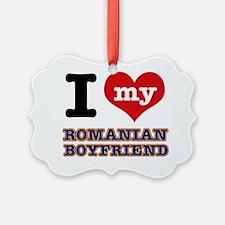 Romanian designs Ornament