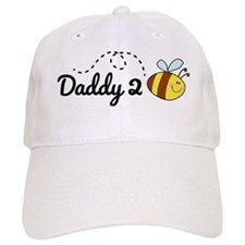 daddy2Bee1C Baseball Cap