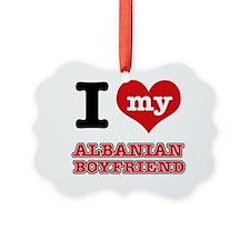 Albanian patriotic designs Ornament