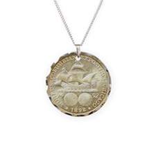 Worlds Columbian Exposition  Necklace
