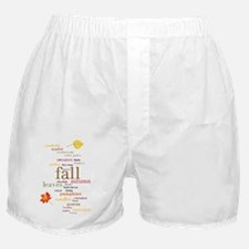 Fall Dreams Boxer Shorts