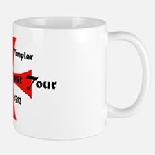 Knights Templar world Tour Mug
