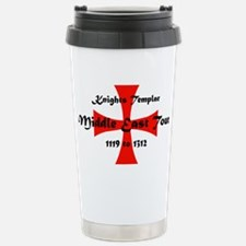 Knights Templar world T Travel Mug
