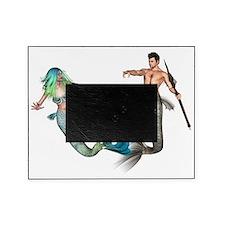 Poseidon Picture Frame