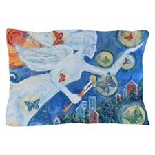 """""""The Angel of Hope"""" by Studio OTB Pillow Case"""