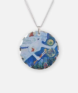 """""""The Angel of Hope"""" by Studi Necklace"""