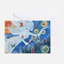 """The Angel of Hope"" by Studio OTB Greeting Card"