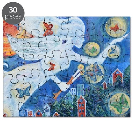 """The Angel of Hope"" by Studio OTB Puzzle"