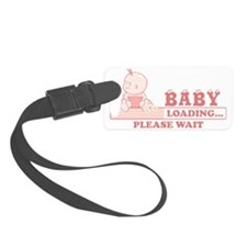 Baby Loading Luggage Tag