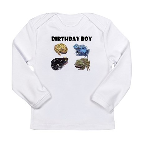 Bday shirt Long Sleeve T-Shirt