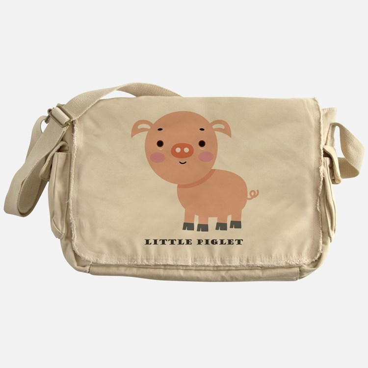 Little Piglet Messenger Bag