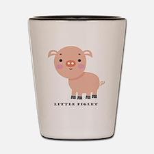 Little Piglet Shot Glass