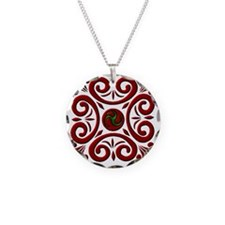 Celtic splash Necklace