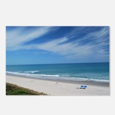 Melbourne Beach Postcards (Package of 8)