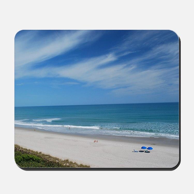 Melbourne Beach Mousepad