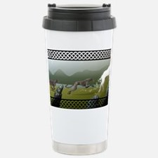 Deerhound Stainless Steel Travel Mug