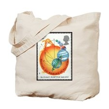 Sir Isaac Newton Tote Bag astronomy gifts
