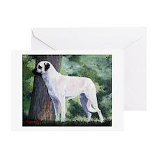 Anatolian Shepherd Dog Greeting Cards