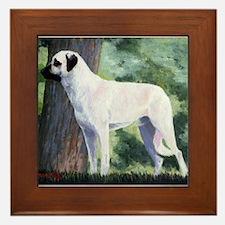 Anatolian Shepherd Dog Framed Tile