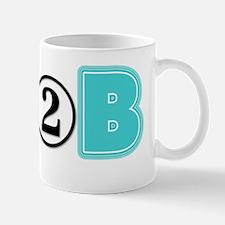 OT 2 B (BLUE) Small Small Mug