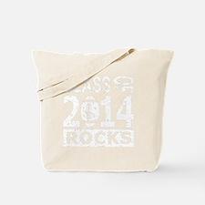 Class Of 2014 Rocks Tote Bag