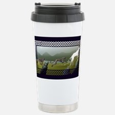 Deerhounds Stainless Steel Travel Mug
